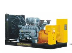 Dizellny power plant (generator) of Perkins of
