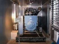 Power plants and diesel generators of container