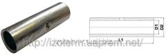 Connector tubular under molding