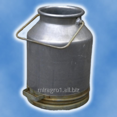 Milking bucket aluminum 20 l