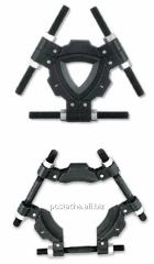 Collar three-section XT20