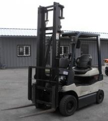 Fork TOYOTA 7FBL20 electric lift truck