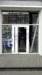 Оконно-дверная система теплой серии KMD.70