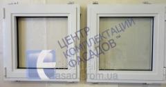 Алюминиевые окна теплой серии KMD.70