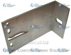 Arm aluminum 120*140*40