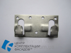 Klyaymer front start of 10*1,2 mm (304th steel)