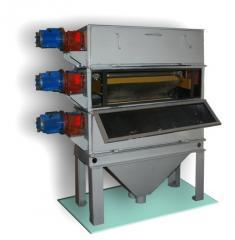 Koronno-elektrostatichesky separator EX-