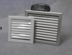 Решетки вентиляционные типа РГ; РВ. Вентиляционные
