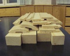 Eurolining wooden, production