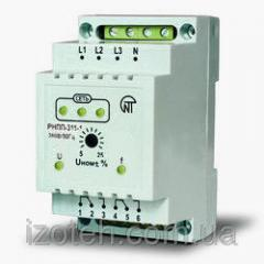 Tension relay two-channel RNPP-311-1
