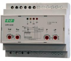 Limiter of power OM-630-2