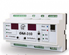 Relay of restriction of power OM-310