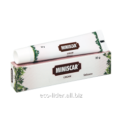 Miniskar Charak cream for scars and stretch marks,