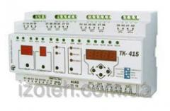 Consecutive and combinational timer TK-415