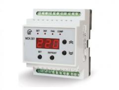 Контроллер управления температурными приборами МСК-301-61