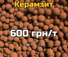 Expanded clay with delivery across Kiev and Kiev