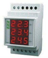 Цифровой индикатор тока DMA-3 True RMS