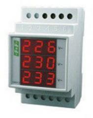 Цифровой индикатор напряжения DMV-3 True RMS