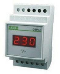 Индикатор напряжения DMV-1 True RMS цифровой