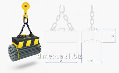 Electromagnet lifting Dimet series èmgk for
