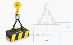 Electropermanent load-lifting magnet of Dimet of a