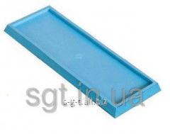 Replaceable rubber part for the palette 13695X245C
