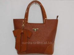 Women bag brick Baliford