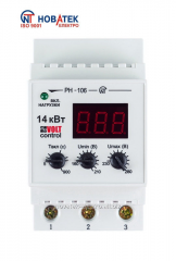 Single-phase relay RN-106 «Volt control»