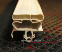 Original sealing rubber SNAIGE, Stinol, Ariston,