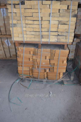 Brick dinasovy DN 1, 1,8 of kg of GOST 8691-73