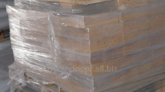 Brick dinasovy DN 10, 7,4 of kg of GOST 8691-73