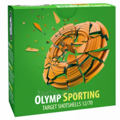 """Cartridges for a sporting of """"Olympe"""