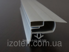Sealant the ZEL profile for refrigerating