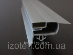 Уплотнитель профиль ZEL для холодильного оборудования Electrolux