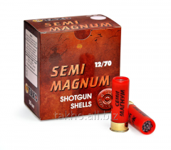 Cartridges for hunting for big game
