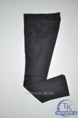 Брюки классические мужские (K02model114) размеры