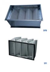 Кассетный фильтр для систем вентиляции SFB