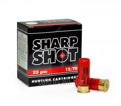 "Hunting shot cartridges of ""Sharp"
