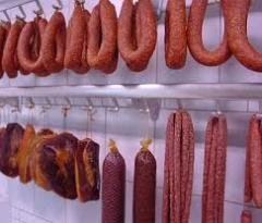 Cooked smoked sausage goods