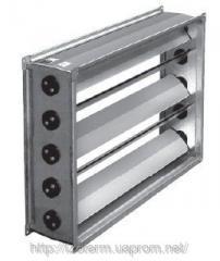 Gate rectangular air SRC