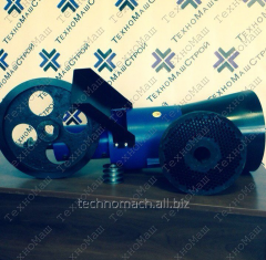 Granulator GKM-260 pellet (Robocha of a chastin)