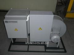 Тепловентилятор электрический замкнутого цикла (ТЭВ-Ц)