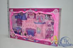 Замок с мебелью SG-2923