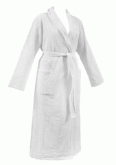 Махровые халаты, халаты для отелей, белые халаты