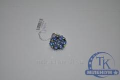 Кольцо с камнем 30403982