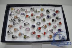 Кольцо с камнем 000-28