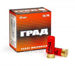 Hunting shot cartridges Grad 12х70