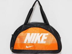 Сумка текстильная спорт Nike оранж
