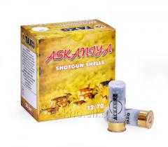 Hunting shot cartridges of