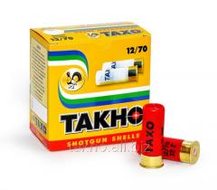 "Shot cartridges of ""Tahoe"" 12х70"